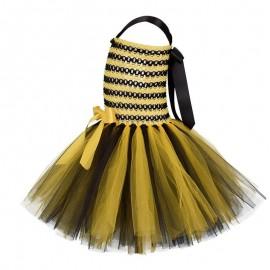 Costume complet de fée abeille pour fille - vue coté