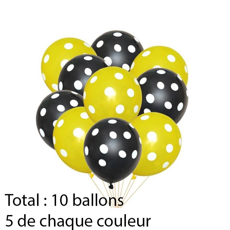 Ballons abeilles - modèle 1