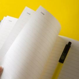 Carnet de notes et Journal intimeabeille interieur