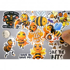 autocollants abeilles - 50 pièces !