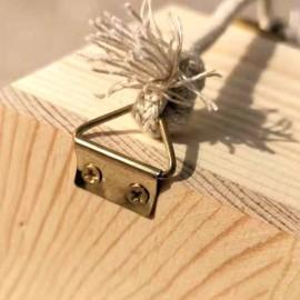 détails de la Ruche en bois massif pour abeilles