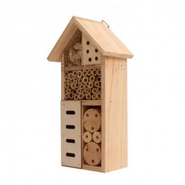 détails de la Maison en bois pour abeille