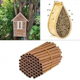 Recharges de Tubes en papier pour dortoir d'abeille