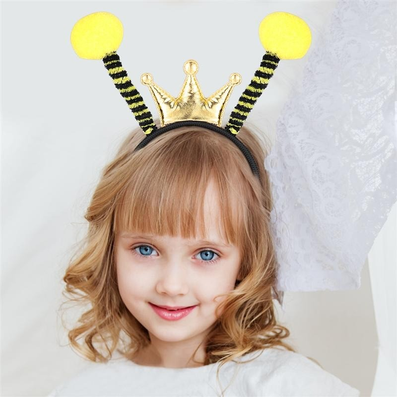 Bandeau coccinelle abeille pour enfants