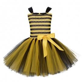 Costume complet de fée abeille pour fille - vue devant